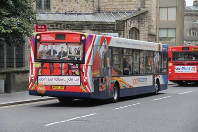 Stagecoach Busways 27507 Grainger St Newcastle Sep 15