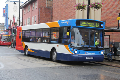 Stagecoach Busways 22081 Holmeside Sunderland Sep 15