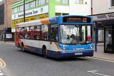 Stagecoach Busways 21155 Mary St Sunderland Apr 10