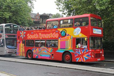 Stagecoach Busways 14671 Blackett St Newcastle Sep 15