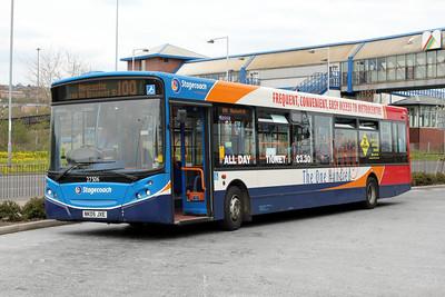 Stagecoach Busways 27506 Metro Centre 1 Apr 10