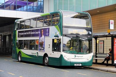 Stagecoach Busways 12074 Blackett St Newcastle Sep 15