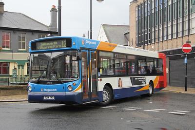 Stagecoach Busways 22214 Stockton Rd Sunderland Sep 15