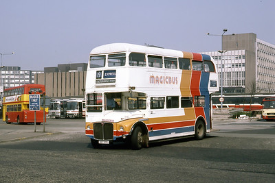 Magicbus 607DYE BBS Glasgow May 87
