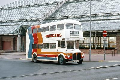 Magicbus EDS561B St Enoch Centre Glasgow Jan 90
