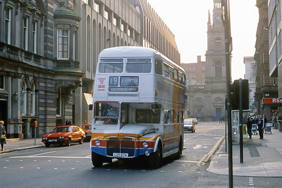 Magicbus LDS67A West George St Glasgow May 89