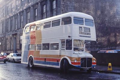 Magicbus 628DYE Dixon St Glasgow Nov 86
