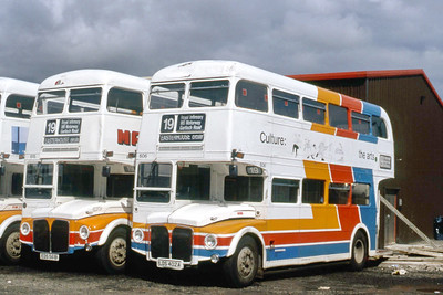Magicbus LDS402A_EDS561B Springburn Depot Jun 91