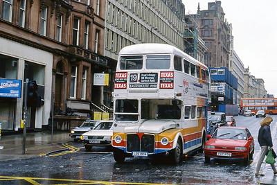 Magicbus LDS190A W George St Glasgow Mar 92