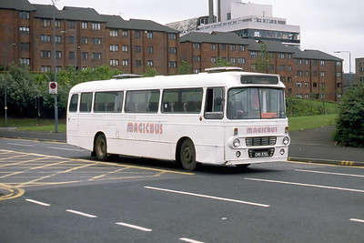Magicbus CMS376L Killermont St Glasgow May 88