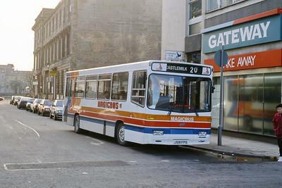 Magicbus J518FPS Dixon St Glasgow Mar 92