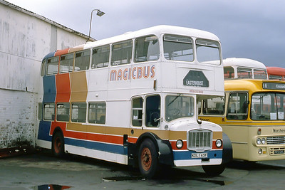 Magicbus KDL145F Inchinnan Depot Sep 88