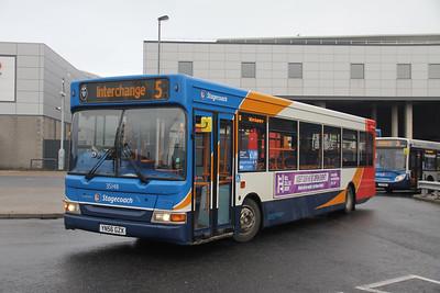 Stagecoach Lincolnshire 35148 Margaret Moxon Way Hull Nov 19
