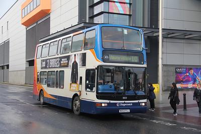 Stagecoach Lincolnshire 18031 Margaret Moxon Way Hull 2 Nov 19