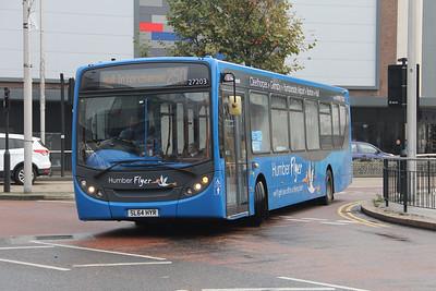 Stagecoach Lincolnshire 27203 Margaret Moxon Way Hull 1 Nov 19
