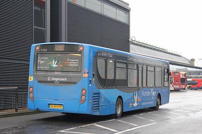 Stagecoach Lincolnshire 27203 Margaret Moxon Way Hull 3 Nov 19