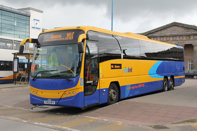 Stagecoach East Scotland 54129 Inverness Bus Station Jul 19