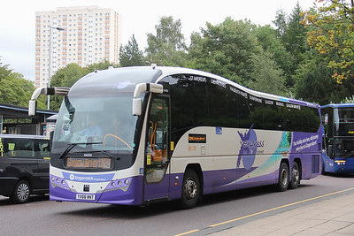 Stagecoach East Scotland 54333 Killermont Street Glasgow Sep 18