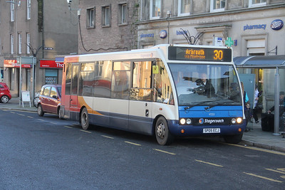 Stagecoach East Scotland 47253 High Street Montrose Nov 19