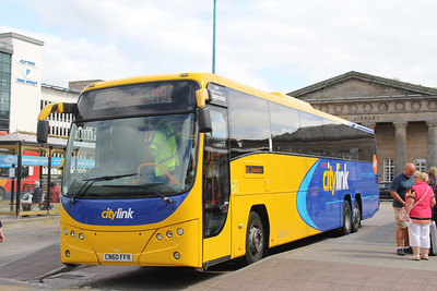 Stagecoach East Scotland 54101 Inverness Bus Station Jul 19