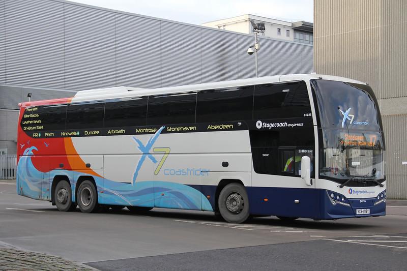 Stagecoach East Scotland 54235 ABS Nov 15