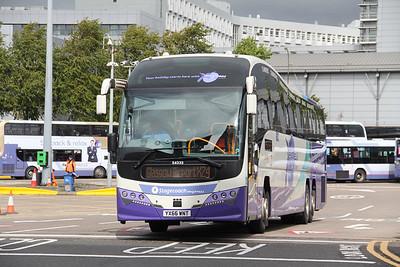 Stagecoach East Scotland 54333 Buchanan Bus Station Glasgow Sep 18
