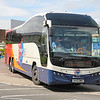 Stagecoach East Scotland 54111 Glenrothes Bus Stn Jul 16