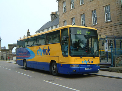 Stagecoach Fife 52306 Low St Banff 1 May 04