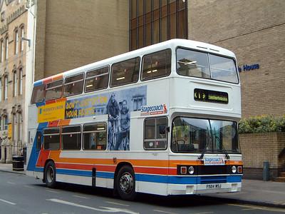 Stagecoach Glas 14521 W  Regent St Glas Jun 03