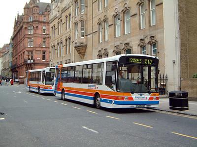 Stagecoach Glas_Dart Buses 00238 W Regent St Glas May 01