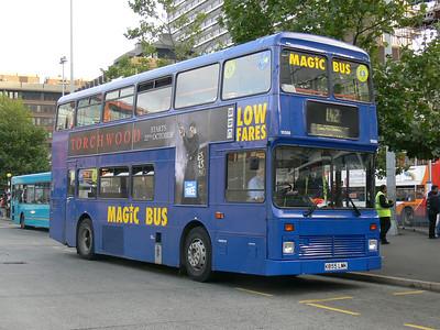 Stagecoach Man 15355 Picadilly Bus Stn Mcr 2 Oct 06