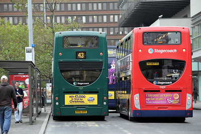 Stagecoach Man 12049_19408 Piccadilly Mcr Oct 11