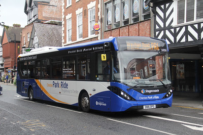 Stagecoach in Chester 26058 Foregate Street Chester Sep 17