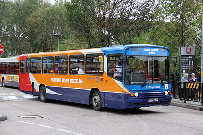Stagecoach Man 20970 Stockport Bus Stn Oct 11