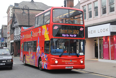 Stagecoach in Chester 17502 Foregate St Chester Apr 14