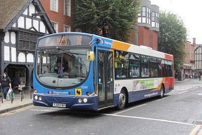 Stagecoach in Chester 21260 Foregate Street Chester Sep 17