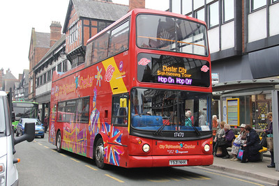 Stagecoach in Chester 17470 Foregate St Chester Apr 14