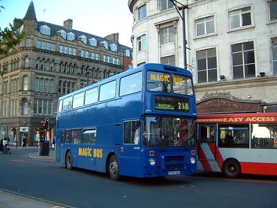 Stagecoach Man 13170 Piccadilly Mcr Nov 03