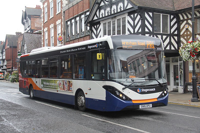 Stagecoach in Chester 26062 Foregate Street Chester 2 Sep 17