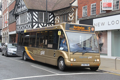 Stagecoach in Chester 47513 Foregate Street Chester Sep 17