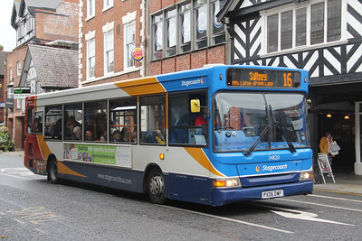 Stagecoach in Chester 34820 Foregate Street Chester Sep 17