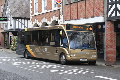 Stagecoach in Chester 47516 Foregate Street Chester 2 Sep 17