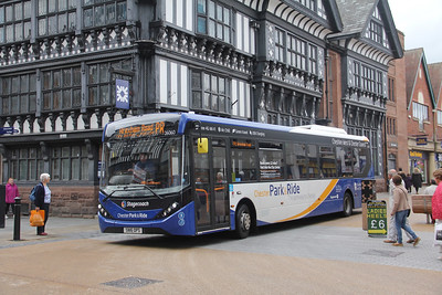 Stagecoach in Chester 26060 Frodsham Street Chester Sep 17