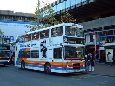 Stagecoach Man 13126 Piccadilly Mcr Nov 03