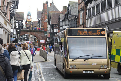 Stagecoach in Chester 47516 Foregate Street Chester 1 Sep 17