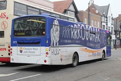 Stagecoach in Chester 21275 Foregate St Chester Apr 14