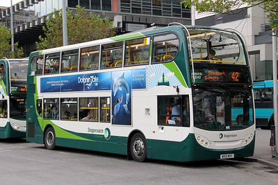Stagecoach Man 12031 Piccadilly Mcr Oct 11