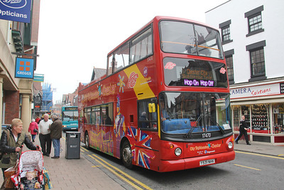 Stagecoach in Chester 17470 Frodsham St Chester Apr 14