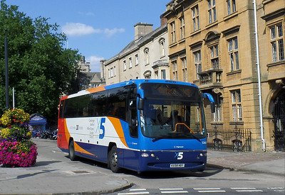53607 - KX58NBY - Oxford (Magdelin St) - 27.8.13