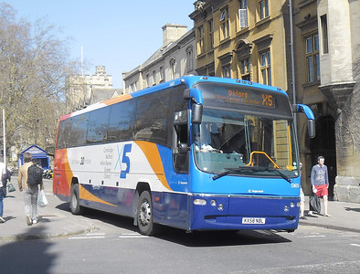 53603 - KX58NBL - Oxford (Magdelin St East) - 1.4.12